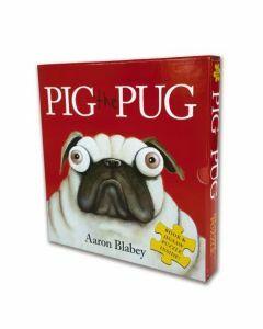 Pig the Pug Book & Jigsaw