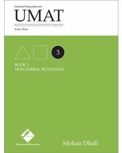 UMAT Series 3 Book 3 Non-verbal Reasoning