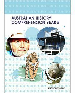 Australian History Comprehension Year 5