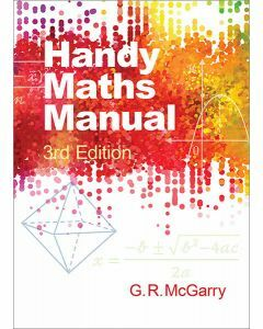 Handy Maths Manual 3rd Edition
