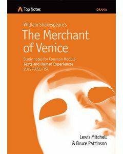 Top Notes The Merchant of Venice: Common Module 2019-2023
