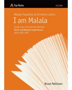 Top Notes I am Malala: Common Module 2019-2023