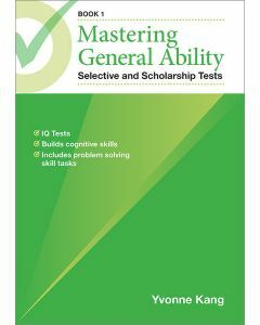 Mastering General Ability Selective and Scholarship Tests Book 1