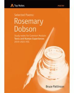 Top Notes Rosemary Dobson: Common Module 2019-2023