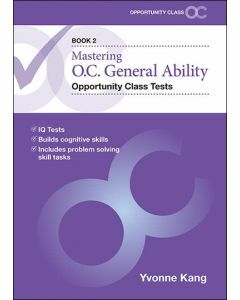 Mastering O.C. General Ability Opportunity Class Tests Book 2