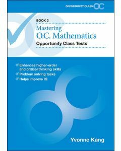 Mastering O.C. Mathematics Opportunity Class Tests Book 2