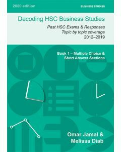 Decoding HSC Business Studies Book 1 (2020 Edition)