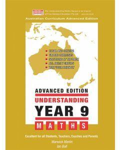 Understanding Year 9 Maths Advanced: Australian Curriculum Edition