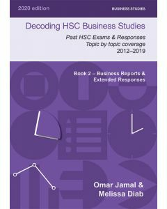 Decoding HSC Business Studies Book 2 (2020 Edition)