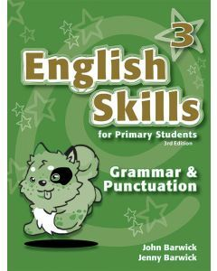 English Skills for Primary Students 3: Grammar and Punctuation 3e