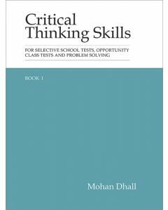 Critical Thinking Skills Book 1