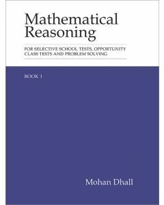 Mathematical Reasoning Book 1