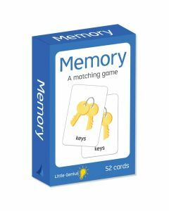Little Genius - Memory Matching Game (Ages 3+)