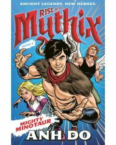 Mighty Minotaur: Rise of the Mythix 2