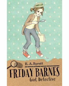 Friday Barnes 1: Girl Detective