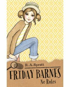 Friday Barnes 4: No Rules