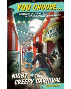 You Choose 5: Night of the Creepy Carnival