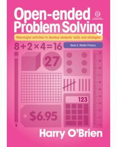 Open-ended Problem Solving Book 2: Middle Primary