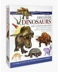 Discover Dinosaurs Box Set