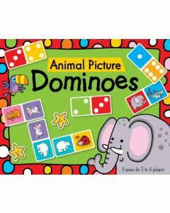 Animal Picture Dominoes (Ages 3-6)