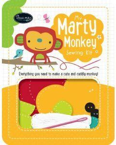 My Marty Monkey Sewing Kit