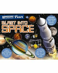 Blast into Space (Ages 8+)