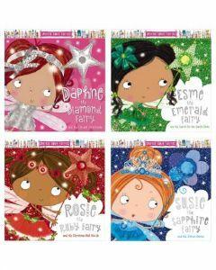 Sparkle Town Fairies 4-Pack