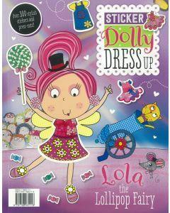 Lola the Lollipop Fairy Sticker Dress Up