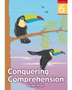 Conquering Comprehension Book 6