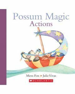 Possum Magic: Actions Board Book