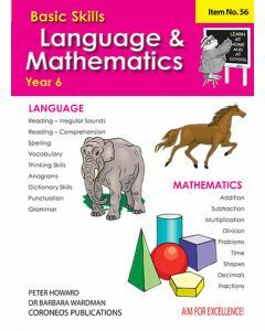 Basic Skills - Language & Mathematics Year 6 (Basic Skills No. 56)