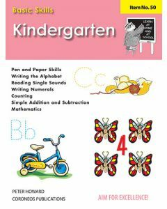 Basic Skills - Kindergarten (Basic Skills No. 50)