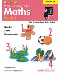 Basic Skills - Practise & Improve Your Maths K-1 (Basic Skills No. 95)