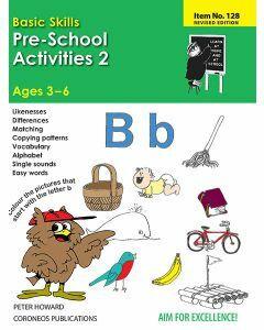 Pre-School Activities 2 (Basic Skills No. 128)