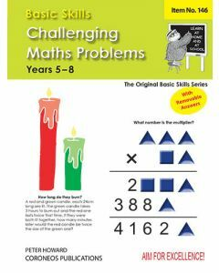 Basic Skills - Challenging Maths Problems Years 5-8 (Basic Skills No. 146)