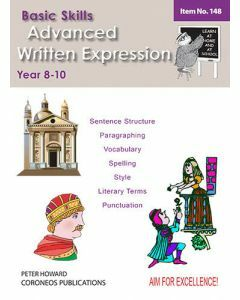 Advanced Written Expression Yrs 8 to 10 (Basic Skills No. 148)