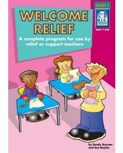 Welcome Relief - Level 7 (Ideal for Ages 11+ )