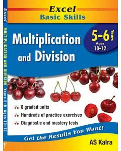 Excel Multiplication and Division Years 5-6