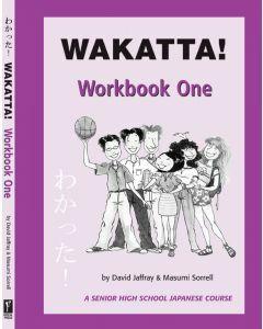 Wakatta! Workbook 1