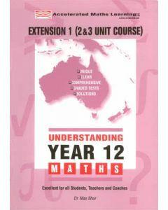 Understanding Year 12 Extension 1 HSC Maths (old syllabus)
