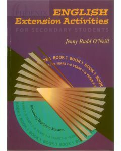 English Extension Activities 1