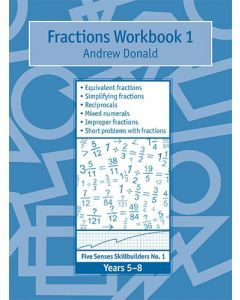 Skillbuilders Fractions Workbook 1