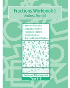 Skillbuilders Fractions Workbook 2