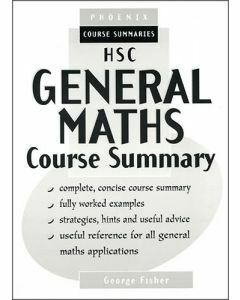 HSC General Maths Course Summary (old syllabus)