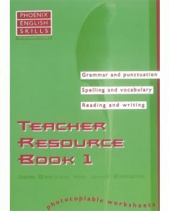 Phoenix English Skills: Teacher Resource Book 1