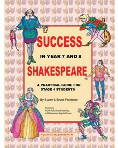 Success in Year 7 & 8 Shakespeare