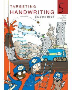 NSW Targeting Handwriting Student Book Year 5