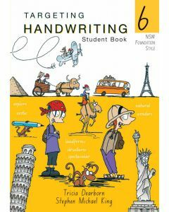 NSW Targeting Handwriting Student Book Year 6