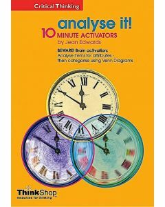 Analyse It! 10 Minute Activators
