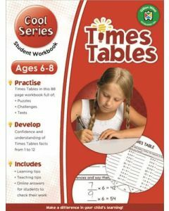 Cool Series: Times Tables [Temporarily Out of Stock]